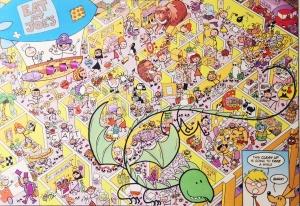 comics 11 mat feasell too much help