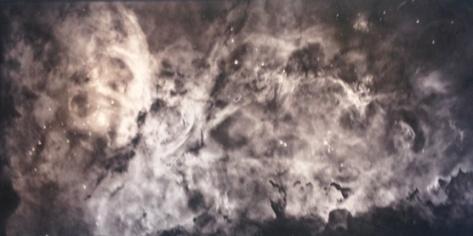 Zeigler 50 Light Year Wide View, Star Birth and Death