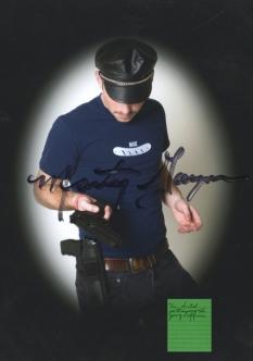 bp artist cop