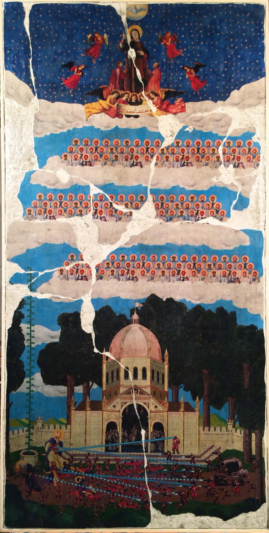 Massecre at intelari Chapel