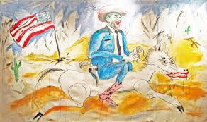 alexander buzzalini horseman