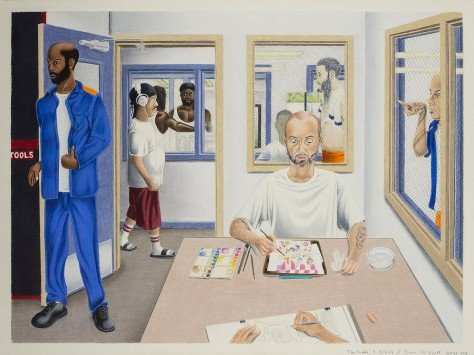 PCAP-Christopher A. Levitt_ A Portraint of Prison