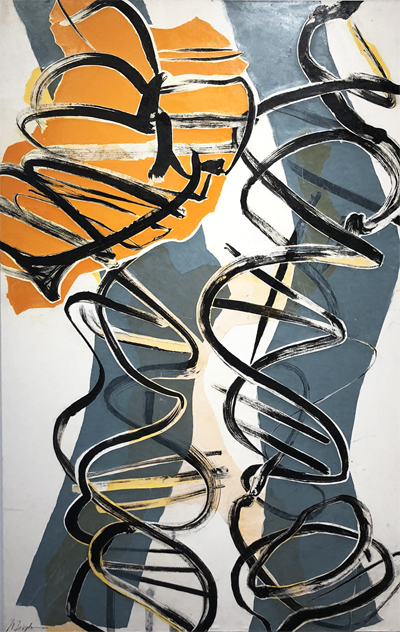 MJ-Free-ink-various-kozo-vellum-on-canvas